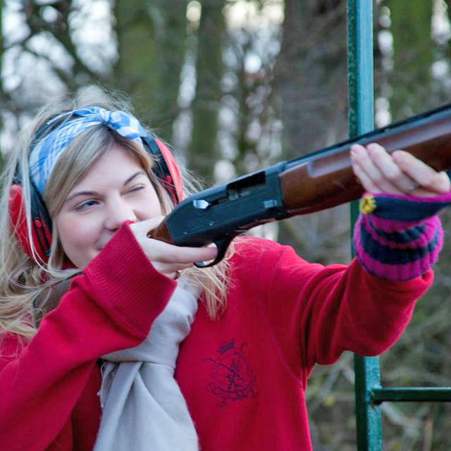 Clay Pigeon Shooting Voucher
