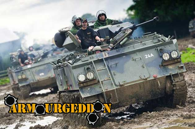 Drive A Tank >> Tank Driving Experience Gift Voucher