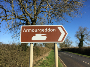 Armourgeddon Museum gets an upgrade