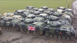 Fancy tank driving? We can do that!!