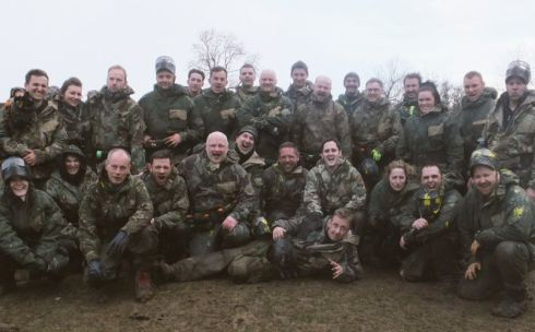 Corporate Away Day Activities at Armourgeddon