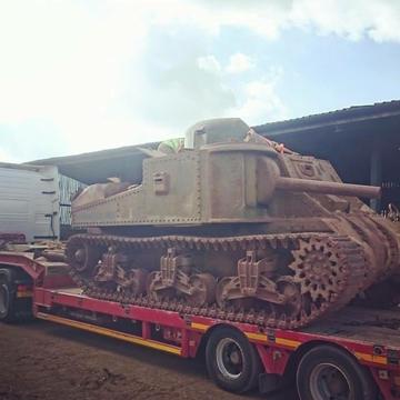 A new addition: M3 Lee from Australia