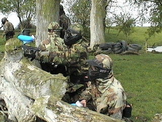 Paintball Activities Leicestershire at Armourgeddon