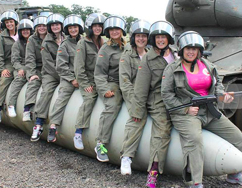 The Ultimate Hen Party!